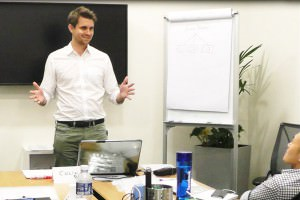 Dramatic Solutions specialise in corporate training courses